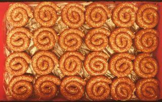 Tewes Bratwurstschnecken